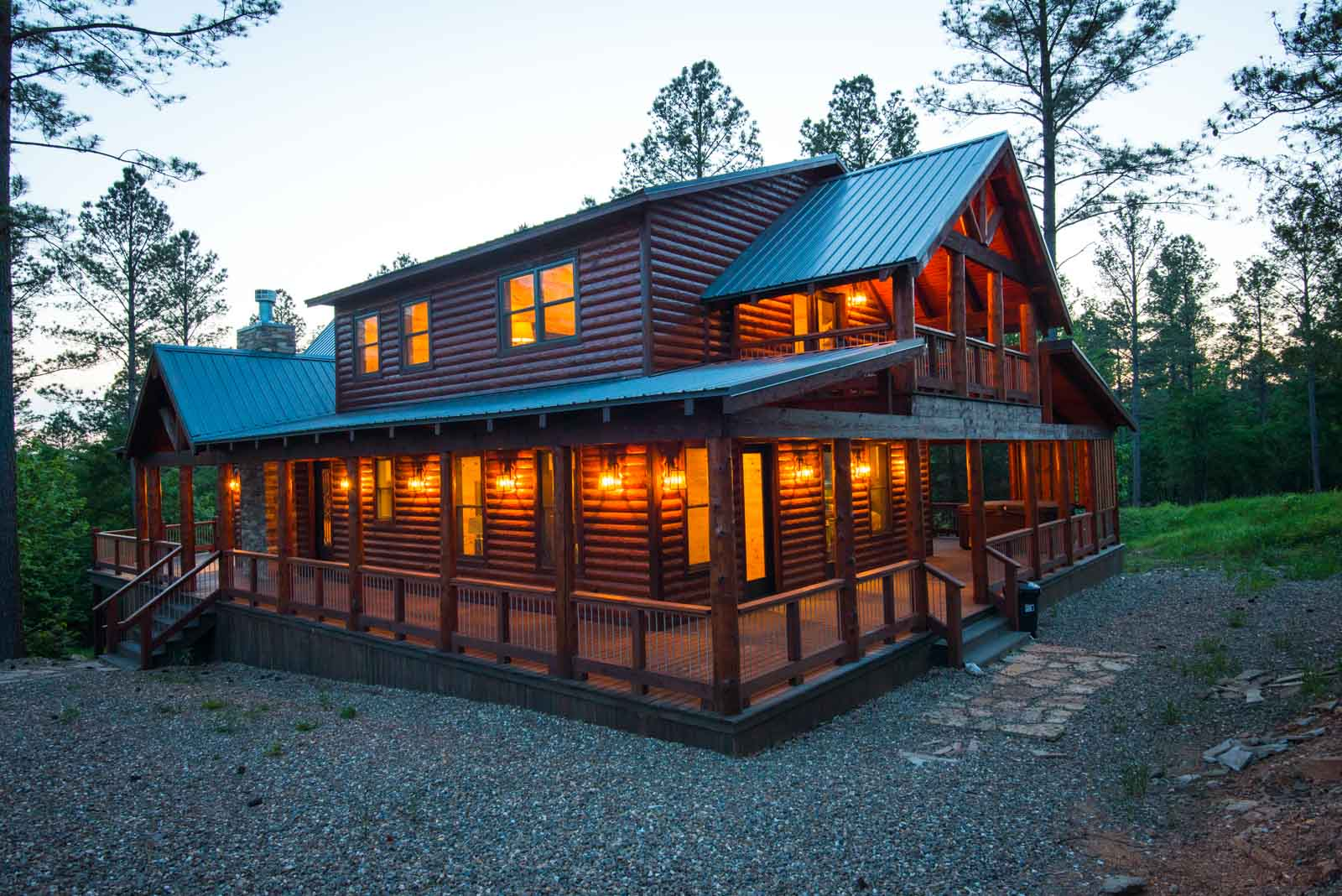 Broken Bow Cabins Near Beavers Bend State Park And Broken