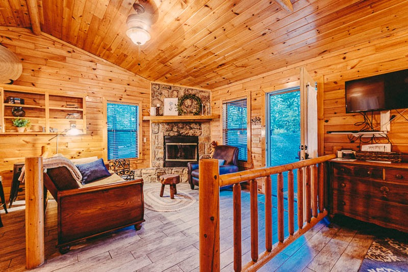 The Haven In Broken Bow Ok Perfect Honeymoon Or Anniversary Cabin