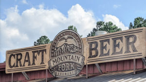 Craft Beer Mountain Fork Brewery