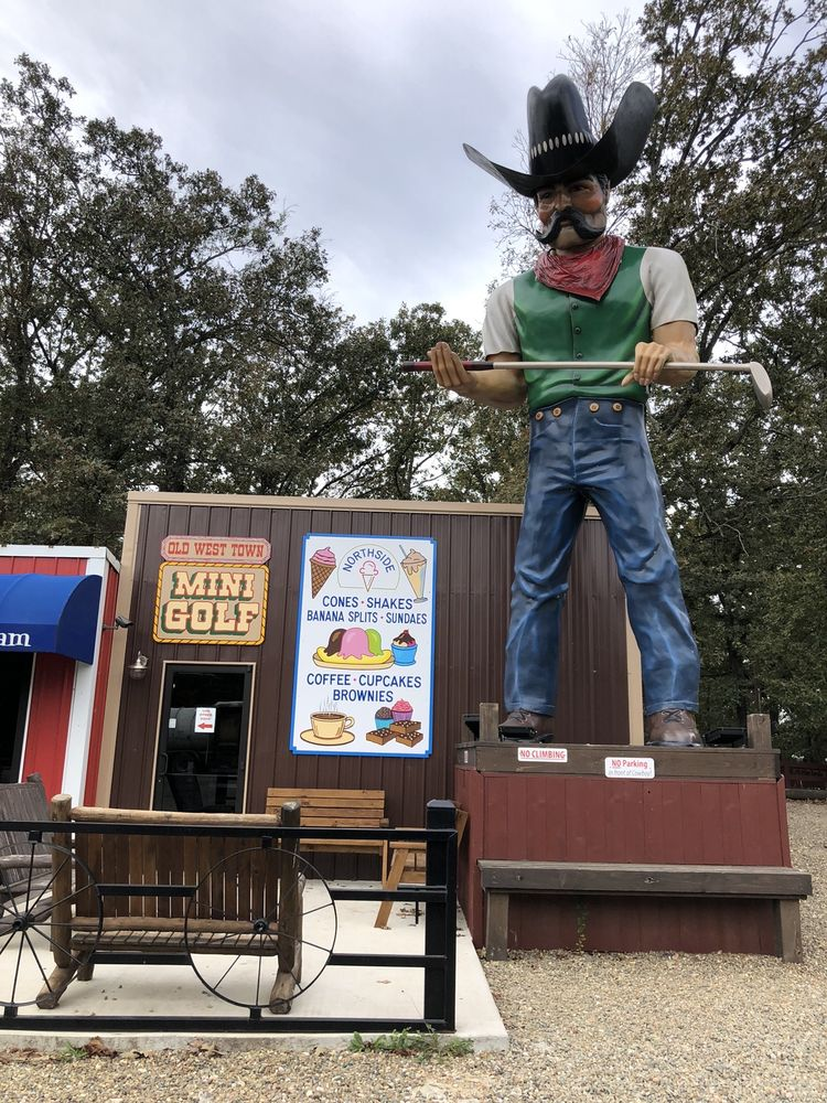 Old West Mini Golf-1